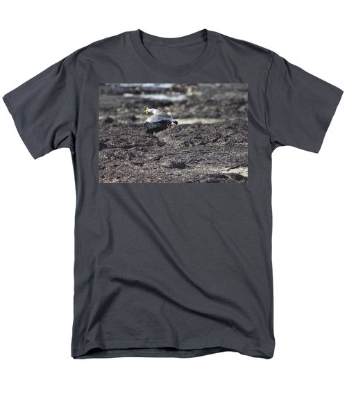 Gracious Ascent Men's T-Shirt  (Regular Fit) by Douglas Barnard