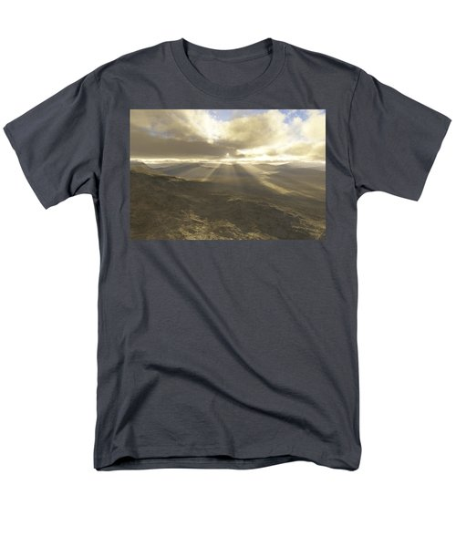 Great Valley Men's T-Shirt  (Regular Fit) by Mark Greenberg