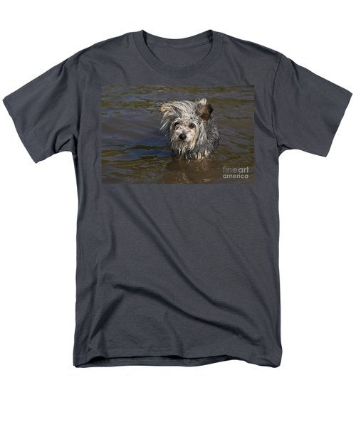 Men's T-Shirt  (Regular Fit) featuring the photograph Gremlin by Jeannette Hunt