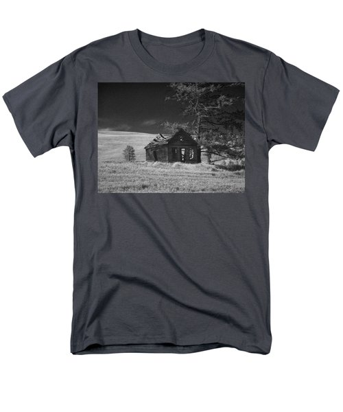 Haunted House Men's T-Shirt  (Regular Fit)