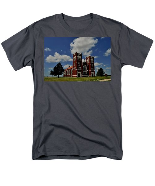Men's T-Shirt  (Regular Fit) featuring the photograph Heavenly Sky by Brian Duram