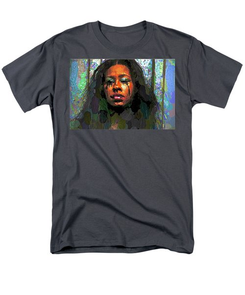 Men's T-Shirt  (Regular Fit) featuring the photograph Jemai by Alice Gipson