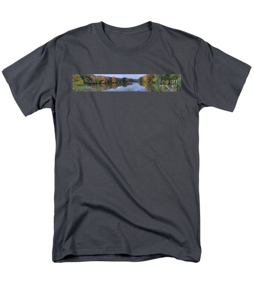 Men's T-Shirt  (Regular Fit) featuring the photograph Lake Eastman by William Norton