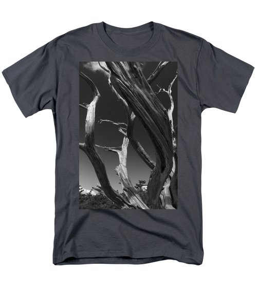 Men's T-Shirt  (Regular Fit) featuring the photograph Lone Tree by David Gleeson
