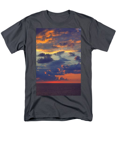 Mediterranean Sky Men's T-Shirt  (Regular Fit) by Mark Greenberg