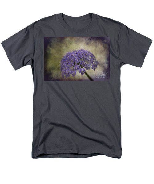 Men's T-Shirt  (Regular Fit) featuring the photograph Moody Blue by Clare Bambers