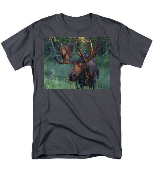 Men's T-Shirt  (Regular Fit) featuring the photograph Morning Light by Doug Lloyd