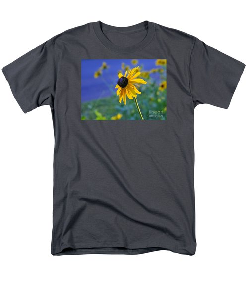 Men's T-Shirt  (Regular Fit) featuring the photograph Morning Light by Nava Thompson