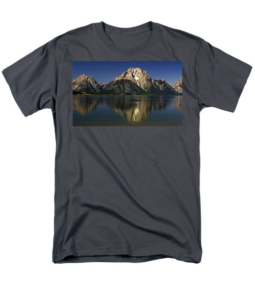 Men's T-Shirt  (Regular Fit) featuring the photograph Moujnt Moran 5 by Marty Koch