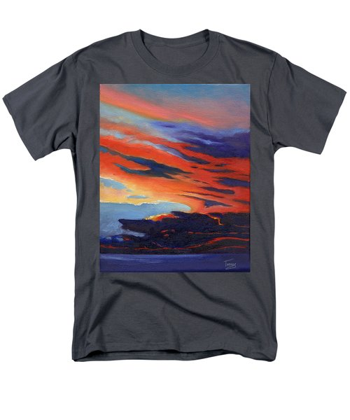 Natural Light Men's T-Shirt  (Regular Fit) by Catherine Twomey