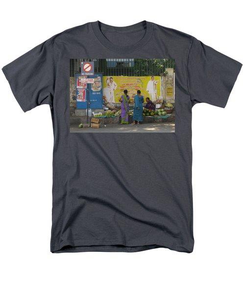Men's T-Shirt  (Regular Fit) featuring the photograph No Parking by David Pantuso