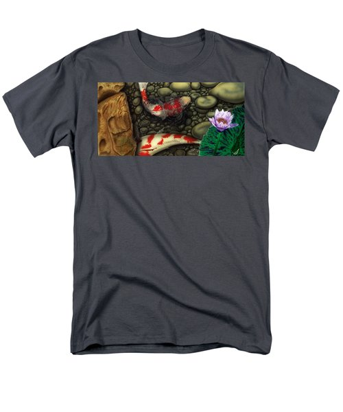 One Fish Two Fish Men's T-Shirt  (Regular Fit)