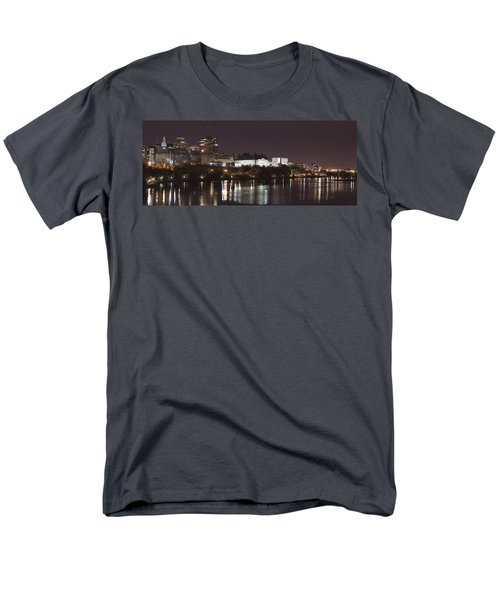 Ottawa Skyline Men's T-Shirt  (Regular Fit) by Eunice Gibb
