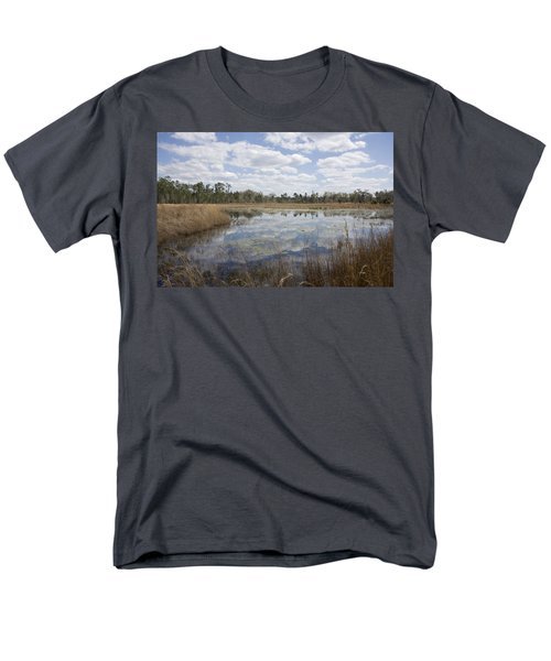 Reflections Men's T-Shirt  (Regular Fit) by Lynn Palmer