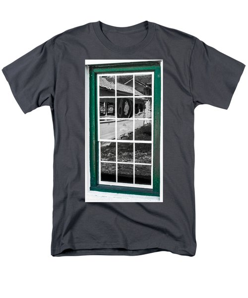 Reflections Of The Past Men's T-Shirt  (Regular Fit) by Shannon Harrington