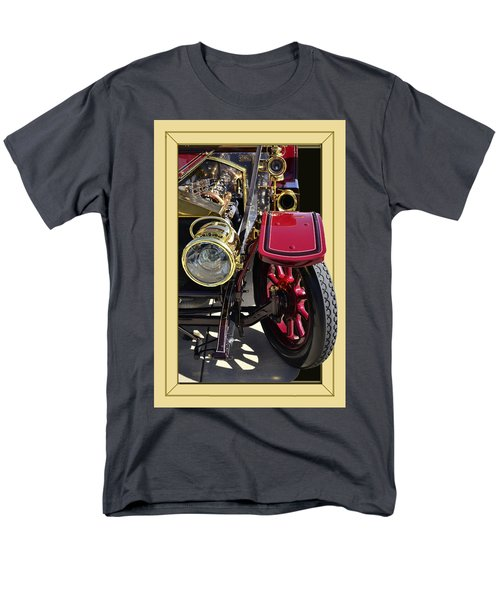 Men's T-Shirt  (Regular Fit) featuring the photograph Rolls Out by Larry Bishop
