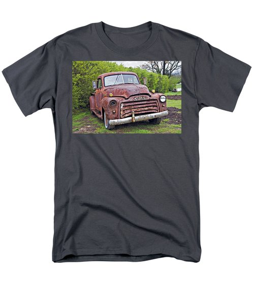 Sad Truck Men's T-Shirt  (Regular Fit) by Susan Leggett