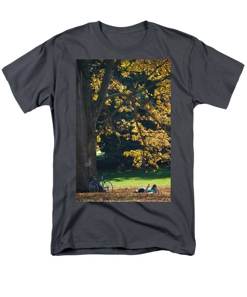 Men's T-Shirt  (Regular Fit) featuring the photograph September Dreams by Joseph Yarbrough
