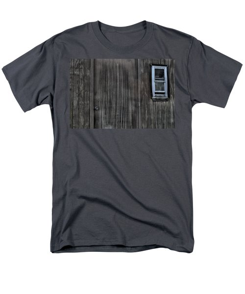 Shed Men's T-Shirt  (Regular Fit) by Zawhaus Photography