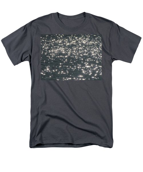 Men's T-Shirt  (Regular Fit) featuring the photograph Shining Water by Maciek Froncisz