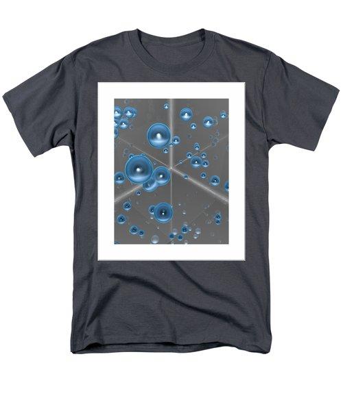 Men's T-Shirt  (Regular Fit) featuring the digital art Spheres... by Tim Fillingim