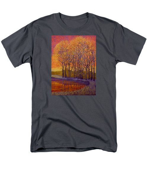 Still Waters Men's T-Shirt  (Regular Fit) by Jeanette Jarmon