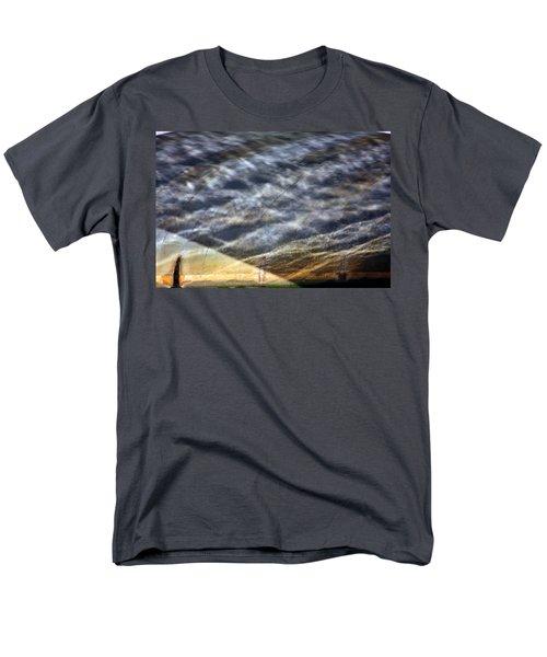 Thames Reflections Men's T-Shirt  (Regular Fit) by KG Thienemann