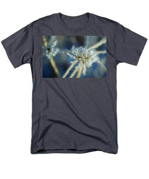 The Beauty Of Winter Men's T-Shirt  (Regular Fit) by Ellen Heaverlo
