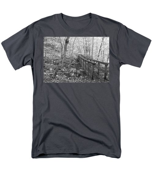 The Crossing Men's T-Shirt  (Regular Fit) by David Troxel