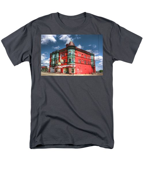 The Sauter Building Men's T-Shirt  (Regular Fit) by Dan Stone