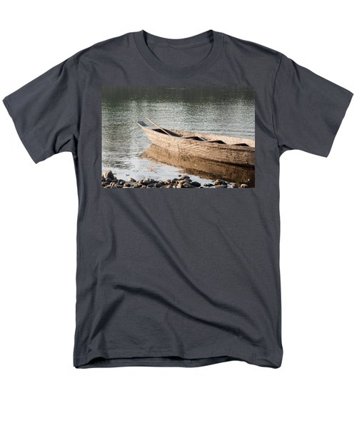 Men's T-Shirt  (Regular Fit) featuring the photograph The Wait by Fotosas Photography
