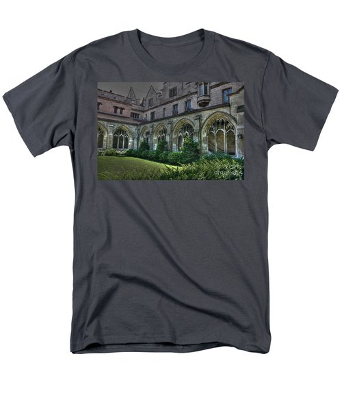 U Of C Grounds Men's T-Shirt  (Regular Fit) by David Bearden