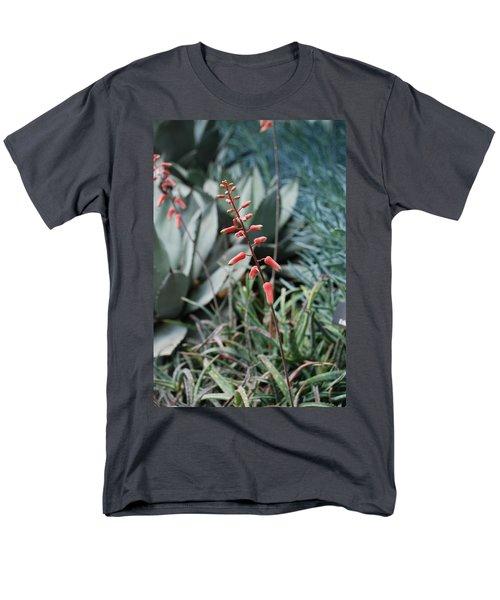 Men's T-Shirt  (Regular Fit) featuring the photograph Unique Flower by Jennifer Ancker