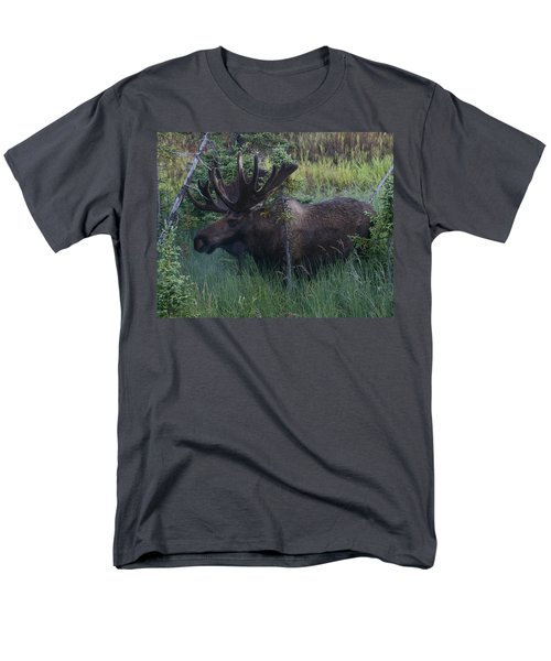 Men's T-Shirt  (Regular Fit) featuring the photograph Velvet by Doug Lloyd