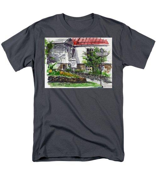 Wetheredsville Street Men's T-Shirt  (Regular Fit)