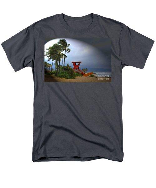 Windy Day In Haleiwa Men's T-Shirt  (Regular Fit) by Mark Gilman