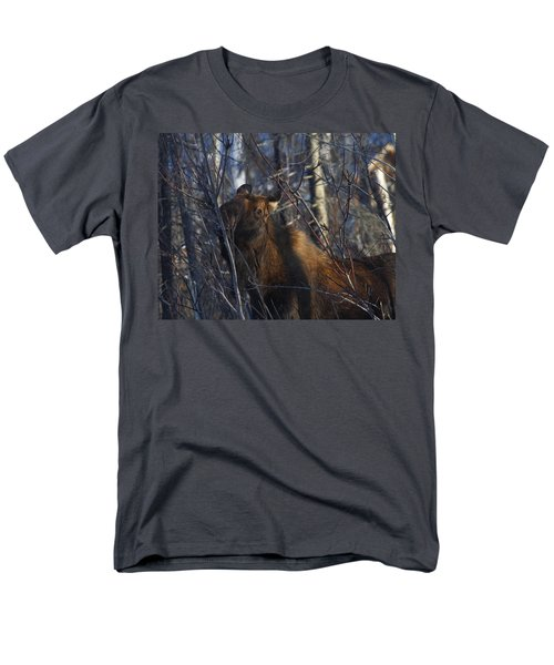 Men's T-Shirt  (Regular Fit) featuring the photograph Winter Food by Doug Lloyd