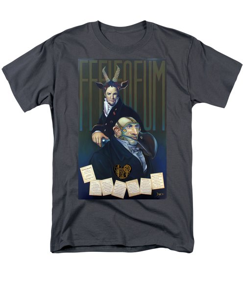 Yak Andrew Bienstjalk Men's T-Shirt  (Regular Fit) by Patrick Anthony Pierson