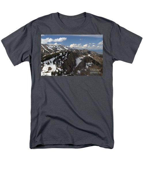You Can See For Miles Men's T-Shirt  (Regular Fit) by Living Color Photography Lorraine Lynch