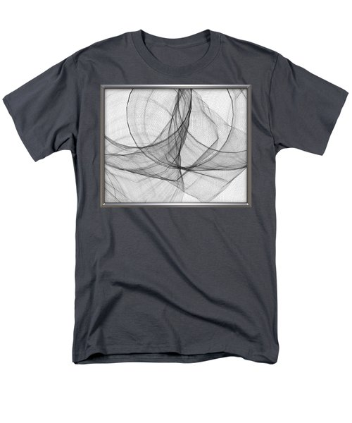 ' Caught In The Gauze Of Life ' Men's T-Shirt  (Regular Fit)