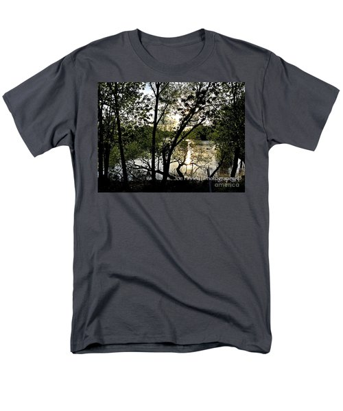 Men's T-Shirt  (Regular Fit) featuring the photograph  In The Shadows  - No. 430 by Joe Finney