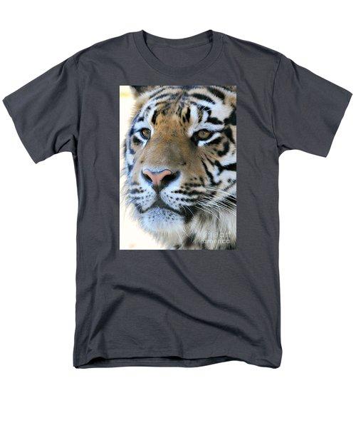 Tiger Portrait  Men's T-Shirt  (Regular Fit)
