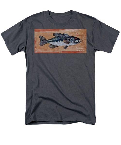 Bass Men's T-Shirt  (Regular Fit)
