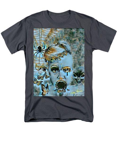 Break Free Men's T-Shirt  (Regular Fit) by Vennie Kocsis