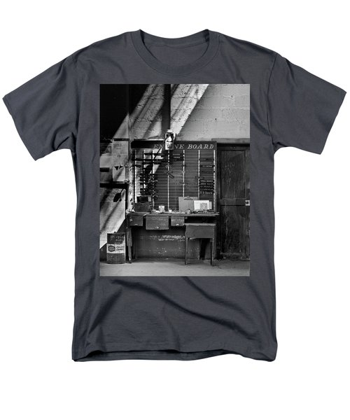 Clocked Out Men's T-Shirt  (Regular Fit)