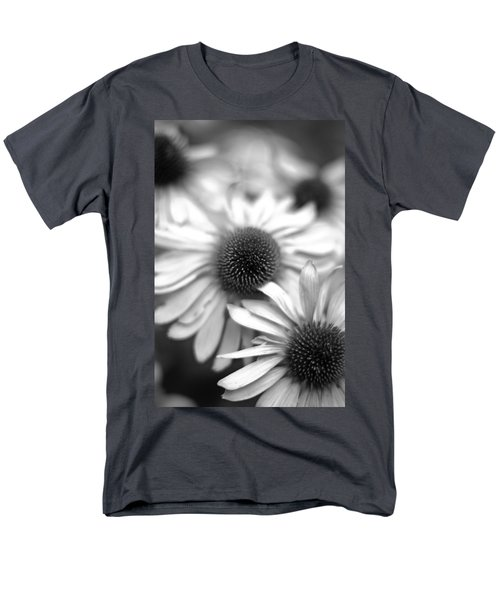 Cone Flower 7 Men's T-Shirt  (Regular Fit) by Simone Ochrym