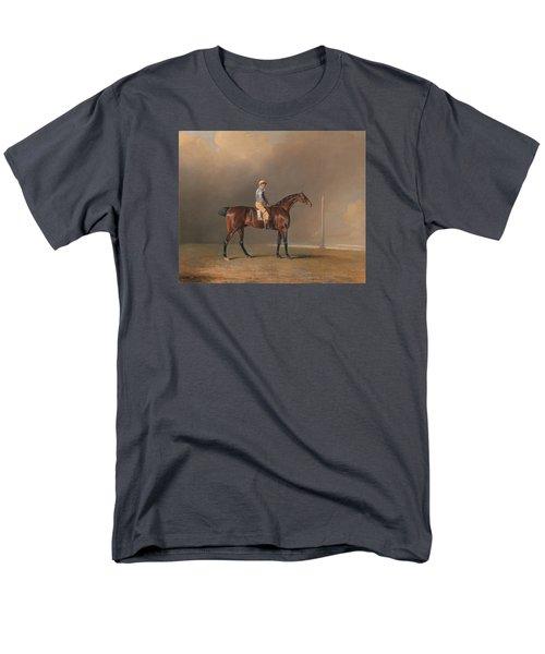 Diamond With Dennis Fitzpatrick Up Men's T-Shirt  (Regular Fit) by Benjamin Marshall