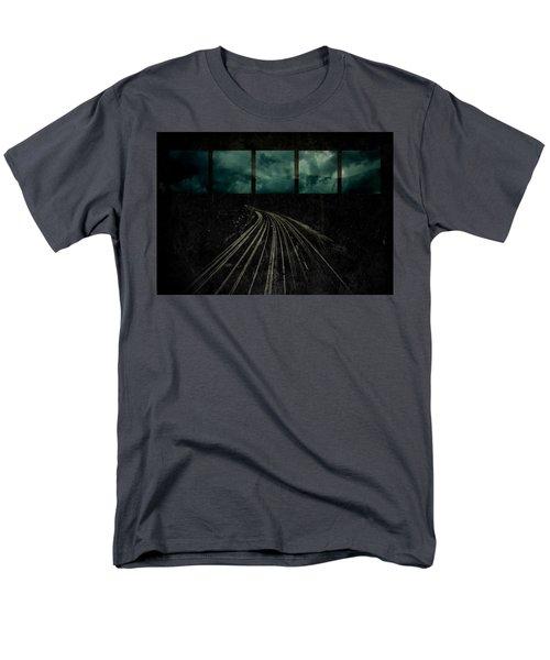Drifting Men's T-Shirt  (Regular Fit)