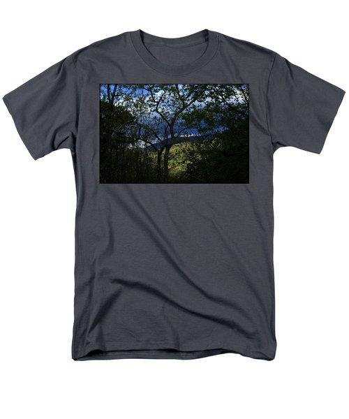 Dusk Men's T-Shirt  (Regular Fit) by Tammy Schneider