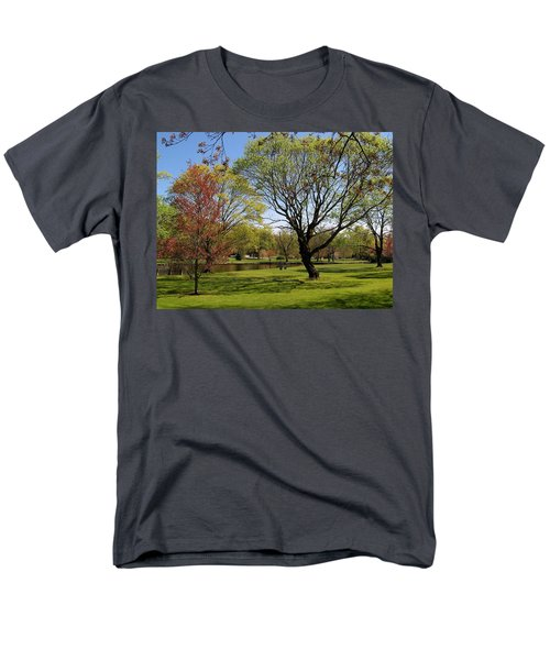 Early Spring Men's T-Shirt  (Regular Fit) by John Scates